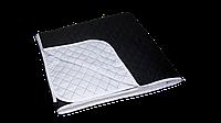 Покрывало Zastelli 210*240 паяное Black/White арт.14043