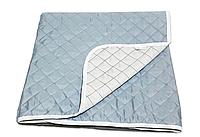 Покрывало Zastelli 200*220 паяное Silven Grey/Grey Blue арт.15269