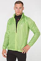 Мужская ветровка-дождевик с капюшоном Radical Flurry M Зеленый r05290, КОД: 1191792