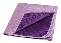 Покрывало Zastelli 210*240 паяное Dark Lilac/Lavender арт.16256