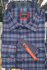 Кашемировая мужская рубашка