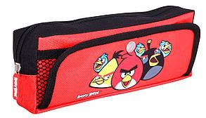 """Пенал прямоугольный мягкий AB03361 """"Angry Birds"""""""