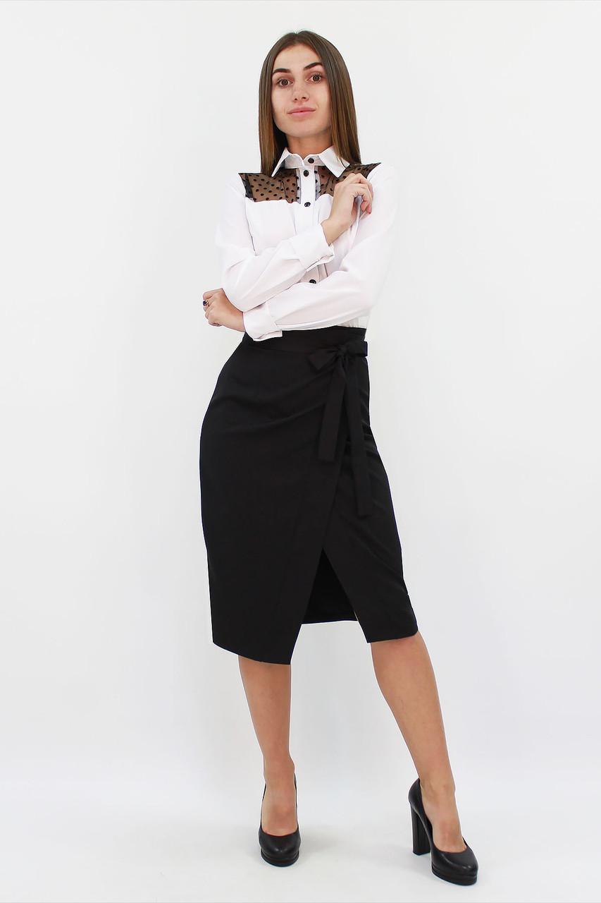 S, M, L, XL / Вишукана жіноча спідниця Nicolet, чорний
