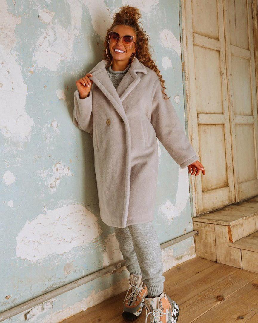 Ультрамодное женское пальто Rimini, 4 цвета