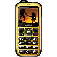 Astro B200 RX Black Yellow, КОД: 1163249