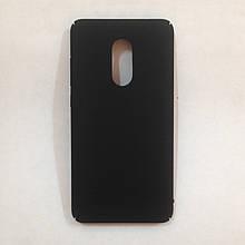 Чехол Xiaomi Redmi Note 4 Black Matte