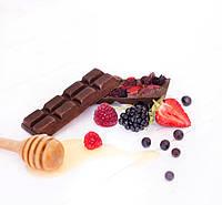Шоколад с ягодами Живая кухня, 25 грамм