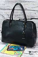 Женская сумка из натуральной кожи Galanty 10748 black.