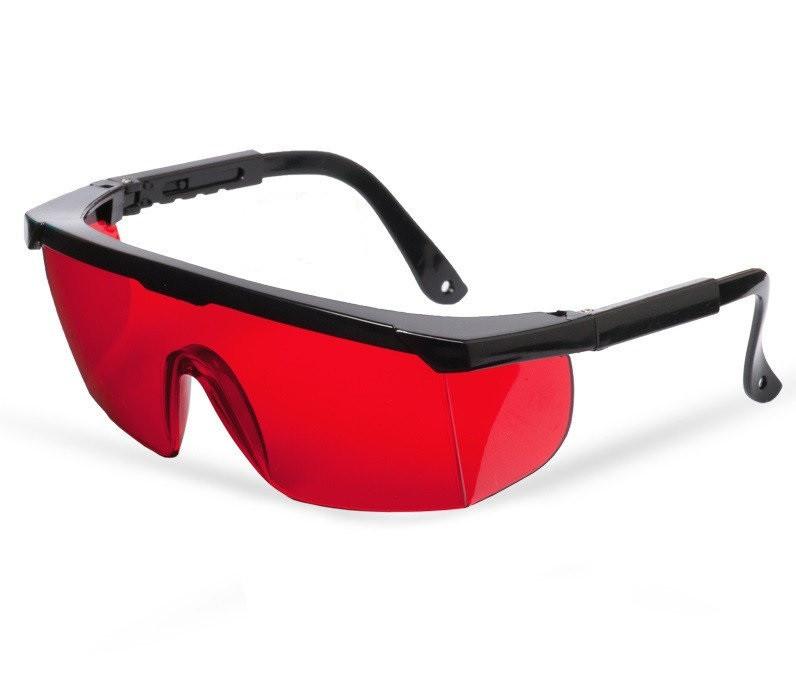 Очки для лазерного уровня (красный луч)