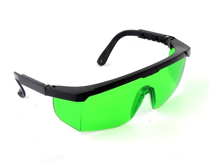 Окуляри для лазерного рівня (зелений промінь)