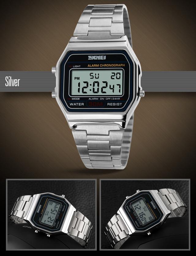 Купить часы Skmei 1123 в Украине