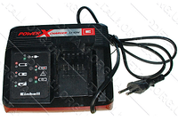 Зарядное шуруповерта Einhell Power-X-Charger max 21V-3A