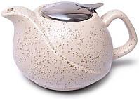 Чайник заварочный Fissman ProfiTea 750 мл Бежевый psgFN-9389, КОД: 1132612