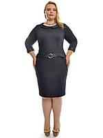 Женское платье большого размера, фото 1