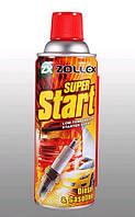 Эфир для запуска двигателя ZOLLEX 400 мл. (ZC-213) (ZOLLEX)