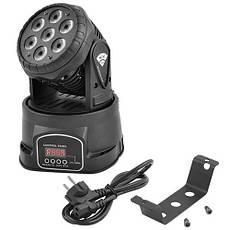 Лазер диско LM70S, Mini Moving Head, фото 3