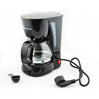 Капельная кофеварка DOMOTEC MS-0707 650 Вт черная