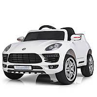 Детский электромобиль Porsche M 3178 EBLR Порше