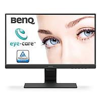 Монитор BenQ 21.5 GW2280 (9H.LH4LB.QBE) VA Black, 1920x1080, 5 мс, 250 кд/м2, D-Sub, 2xHDMI, динамики 2х1 Вт