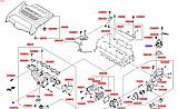 Клапан EGR 2.0crdi киа Соренто, KIA Sorento 2015-18 UM, 284102f600, фото 6