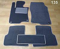 Коврики на Honda Accord 8 '08-15 EUR. Текстильные автоковрики