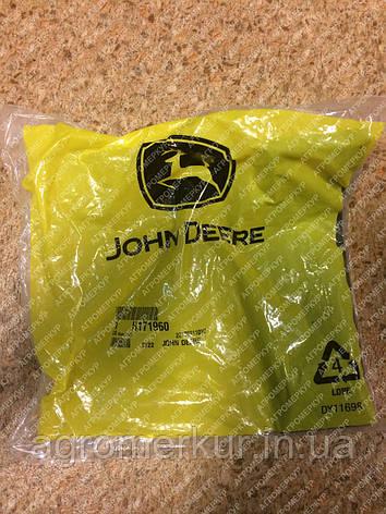 Напрямна Пластина H171960 John Deere, фото 2