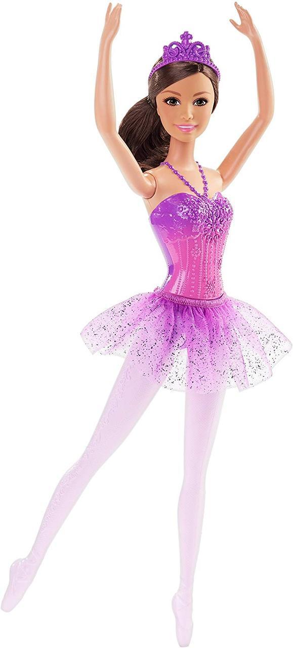 Кукла Барби балерина Barbie Fairytale Ballerina Doll Purple
