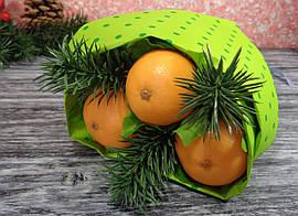 Букет з мандаринів