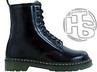 Мужские ботинки Dr Martens Fur Lined 1460 Serena Black (с мехом) 21797001