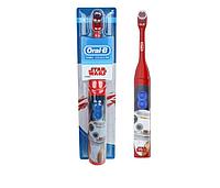 Детская Электрическая Зубная щётка Oral-B braun STAR WARS робот