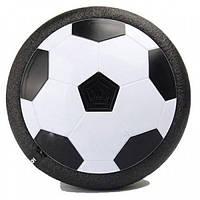 Футбольный мяч для дома Acor с подсветкой Чёрно-белый 1567-01, КОД: 974976