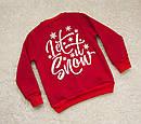 Детский теплый костюм Санта для девочки на рост 86-128 2 цвета, фото 2