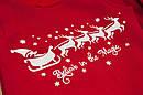Детский теплый костюм Санта для девочки на рост 86-128 2 цвета, фото 4