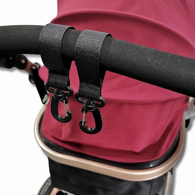 Крючки на коляску