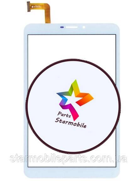 Сенсорный экран для планшета Onda 819 4G (204*120), белый, тип 1, 50 pin (FPCA-80A04-V01)