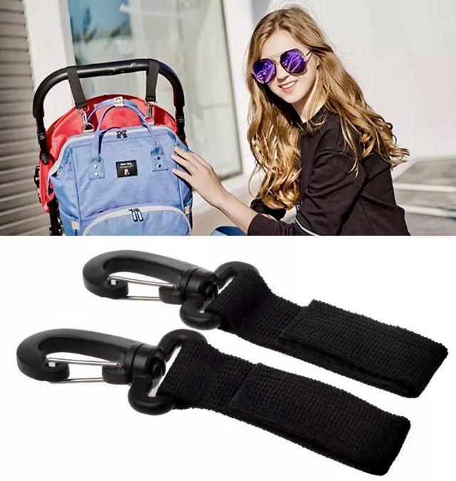 Крючки подвески на коляску детскую