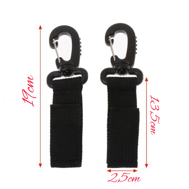 Крючки для сумки на коляску