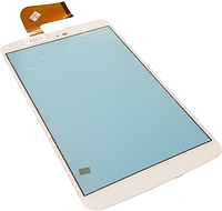 Сенсорный экран (тачскрин) для планшета 8 дюймов Viewsonic ViewPad 8Q (Model: xcl-s80006a) White