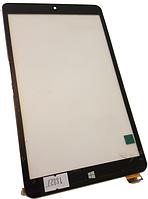 Сенсорный экран (тачскрин) для планшета 8 дюймов Momo 8W (Model: SG8099-FPC_V1-27) Black