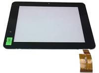 Сенсорный экран (тачскрин) для планшета 8 дюймов Sanei N83, Ampe A85 (Model:TPC0156) Black