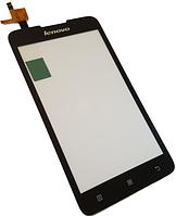 Сенсорний екран (тачскрін) для Lenovo A529 Black