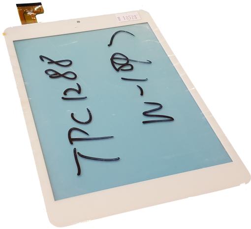 Сенсорний екран (тачскрін) для планшета 8 дюймів Globex GU7811 (Model: TPC1288) White