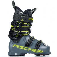 Гірськолижні черевики Fischer Ranger Free 100 Walk grey / black 2019