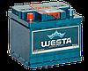 Аккумулятор WESTA-(KLEMA) 6СТ-50Ah L+ 480A (EN)