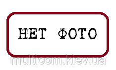 05-02-118. Шнур 3,5 AUX стерео (штекер прямой - штекер угловой), gold pin, в сетке, 1м