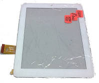 Сенсорный экран (тачскрин) для планшета 8 дюймов Onda V801, V811, V812 (Model: DPT-300-L4315A-A00) white