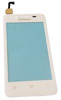 Сенсорный экран (тачскрин) для Lenovo A319 White