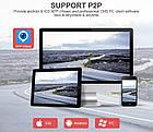 Поворотная IP Камера Boavision 30X Black 1080P P2P 2m наружная уличная, фото 5