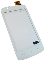 Сенсорный экран (тачскрин) для Fly IQ4490 White
