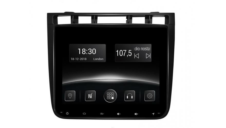 Штатная автомагнитола Gazer CM6508-7P6 (VW Touareg (7P6), 2016-2017)
